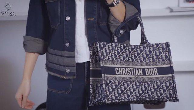 Lóa mắt tủ đồ Dior nửa tỷ của Hoa hậu Kỳ Duyên - Ảnh 13.