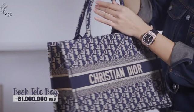 Lóa mắt tủ đồ Dior nửa tỷ của Hoa hậu Kỳ Duyên - Ảnh 14.