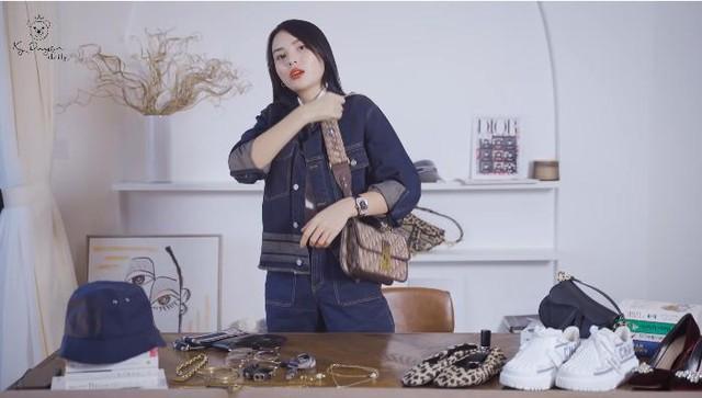 Lóa mắt tủ đồ Dior nửa tỷ của Hoa hậu Kỳ Duyên - Ảnh 3.