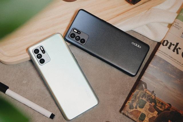Loạt smartphone vừa ra mắt tại thị trường Việt Nam  - Ảnh 1.