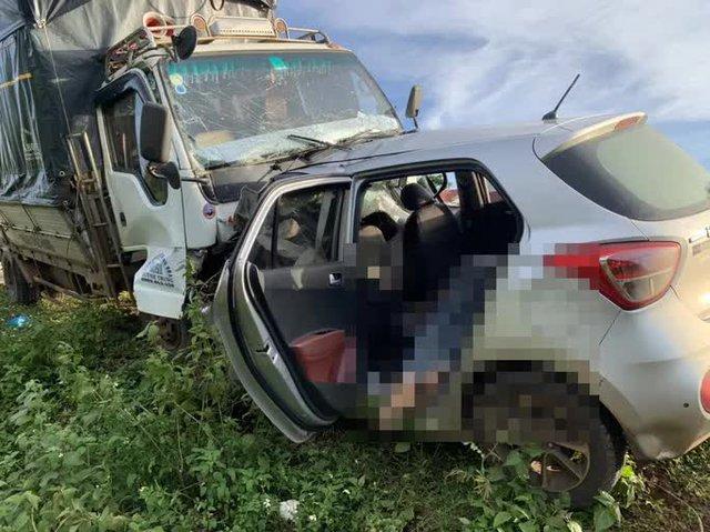 Thông tin mới nhất vụ tai nạn làm 3 người tử vong thương tâm: Nạn nhân là người trong gia đình - Ảnh 2.