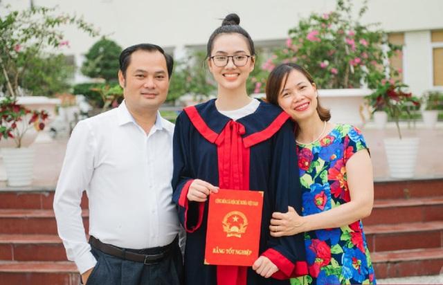 Nữ sinh vạn người mê, cao 1m72 có điểm thi khối D cao nhất TP Hải Phòng  - Ảnh 3.