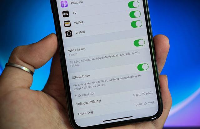 Cách tiết kiệm data 4G trên iPhone ít người biết - Ảnh 1.