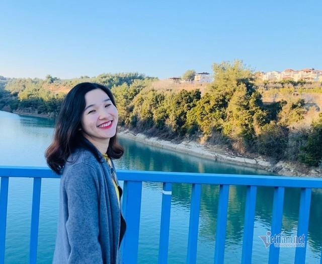 Cô gái Bắc Giang nhận học bổng toàn phần tiến sĩ 6 tỷ ở Mỹ - Ảnh 1.