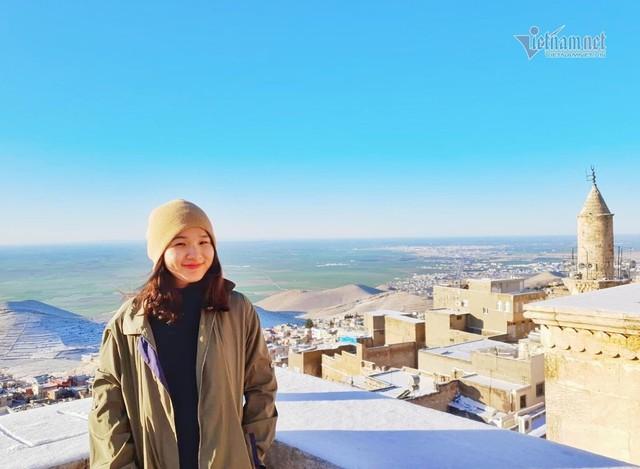 Cô gái Bắc Giang nhận học bổng toàn phần tiến sĩ 6 tỷ ở Mỹ - Ảnh 2.