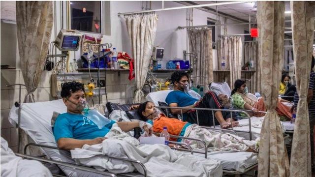 سرخپوستان برای پرداخت هزینه بیمارستان برای کمک به بیماران Covid -19 کمک مالی می کنند - عکس 1.