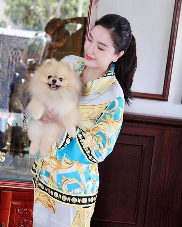 Hà Hồ, Lệ Quyên mặc đồ ngủ pyjama thôi mà nhìn giá phát hoảng - Ảnh 7.
