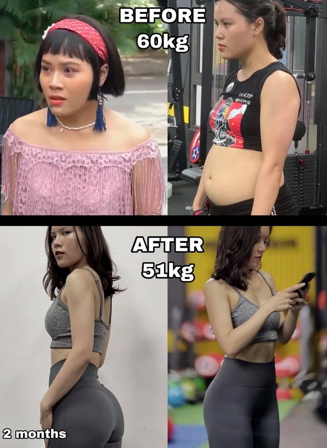 Ghim ngay bí quyết giảm 10kg sau 8 tuần của em gái Phương Oanh - Ảnh 6.