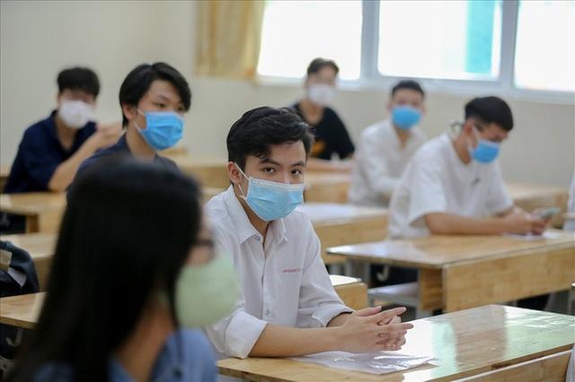 Thí sinh đặc cách tốt nghiệp có được xét vào các trường ĐH top đầu không? - Ảnh 1.