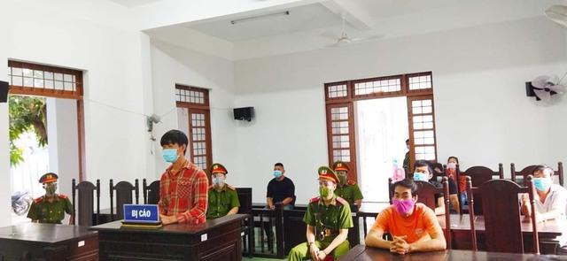 Phú Yên: Hai thanh niên bị phạt tù do vi phạm phòng chống dịch Covid-19 - Ảnh 1.