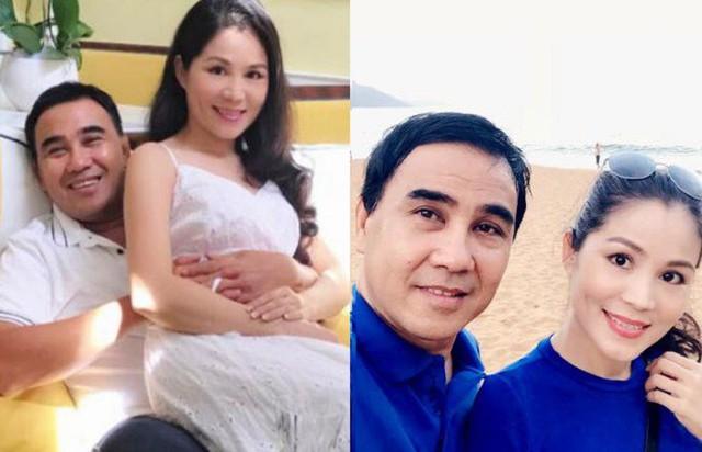 3 bóng hồng trong đời Quyền Linh: Yêu Á hậu 9 năm không cưới, chọn vợ bán quần áo - Ảnh 15.