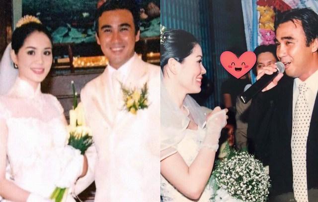 3 bóng hồng trong đời Quyền Linh: Yêu Á hậu 9 năm không cưới, chọn vợ bán quần áo - Ảnh 11.