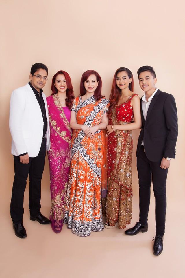 3 mỹ nhân Việt lấy chồng Ấn Độ có cuộc sống ra sao? - Ảnh 3.