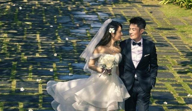 Kỷ niệm 5 năm ngày kết hôn, Hoắc Kiến Hoa và Lâm Tâm Như im hơi lặng tiếng sau đồn đoán rạn nứt - Ảnh 2.