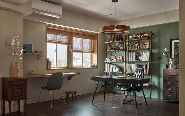 Ông bố KTS cải tạo căn hộ rộng thoáng để giúp 3 con thỏa sức vui chơi trong nhà - Ảnh 13.