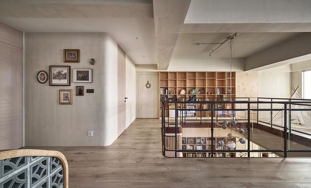 Ông bố KTS cải tạo căn hộ rộng thoáng để giúp 3 con thỏa sức vui chơi trong nhà - Ảnh 15.