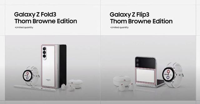 Galaxy Z Fold3 trình làng: Bền hơn, mạnh mẽ hơn nhưng giá không mềm hơn - Ảnh 39.