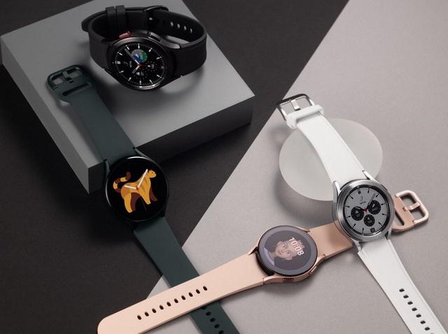Ảnh thực tế đồng hồ Galaxy Watch4 và Galaxy Watch4 Classic - Ảnh 6.