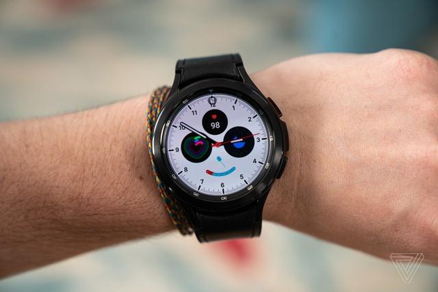 Ảnh thực tế đồng hồ Galaxy Watch4 và Galaxy Watch4 Classic - Ảnh 4.
