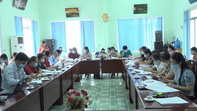 Cao Bằng tổ chức 2 hội nghị chuyên đề về công tác dân số - Ảnh 1.