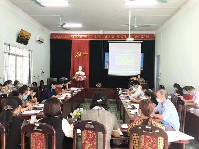 Cao Bằng tổ chức 2 hội nghị chuyên đề về công tác dân số - Ảnh 2.