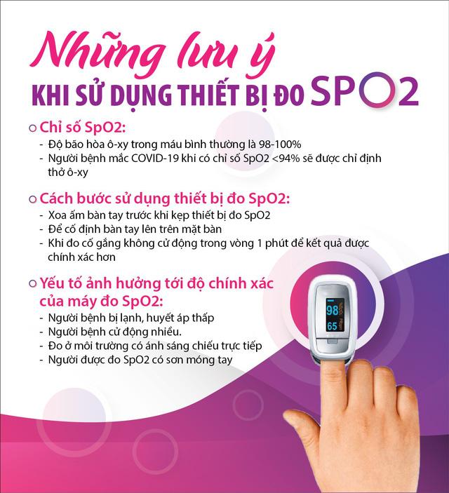 Nếu sử dụng thiết bị đo SpO2, bạn nhất định phải biết điều này - Ảnh 2.