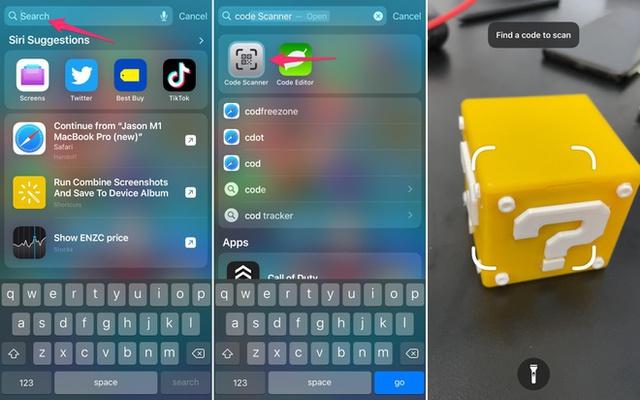 App hữu dụng bị ẩn trên iPhone - Ảnh 1.