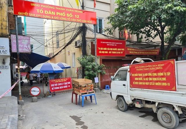 Ổ dịch mới và nóng nhất ở Hà Nội có thể lên tới 100 ca - Ảnh 1.