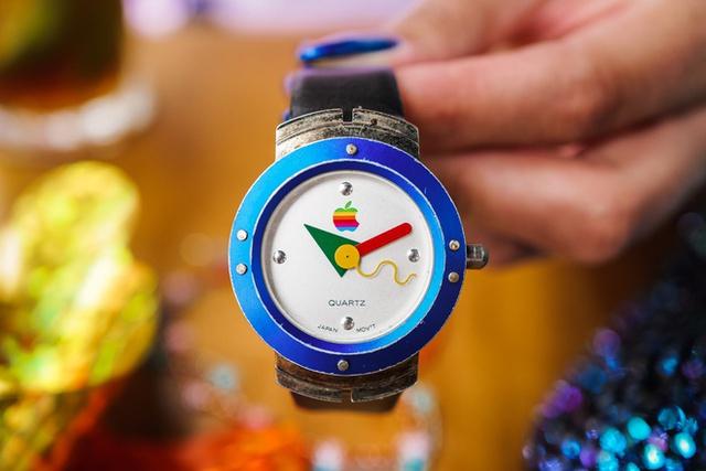 Chiếc Apple Watch đặc biệt được giới sưu tầm săn lùng - Ảnh 4.