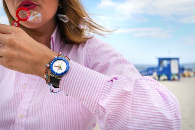 Chiếc Apple Watch đặc biệt được giới sưu tầm săn lùng - Ảnh 6.