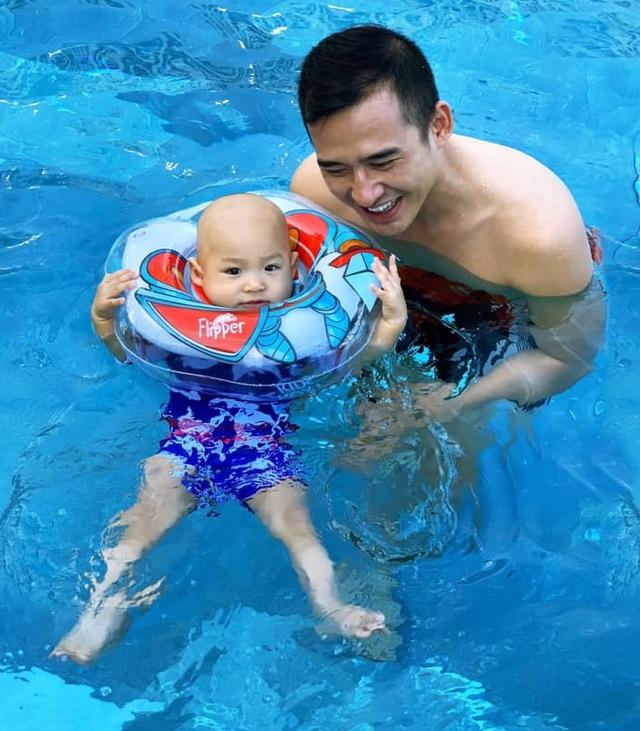 پسر فوق العاده این زوج Luong The Thanh و Thuy Diem - تصویر 2.