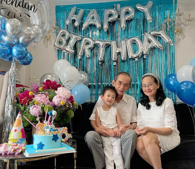 پسر فوق العاده این زوج Luong The Thanh و Thuy Diem - تصویر 7.