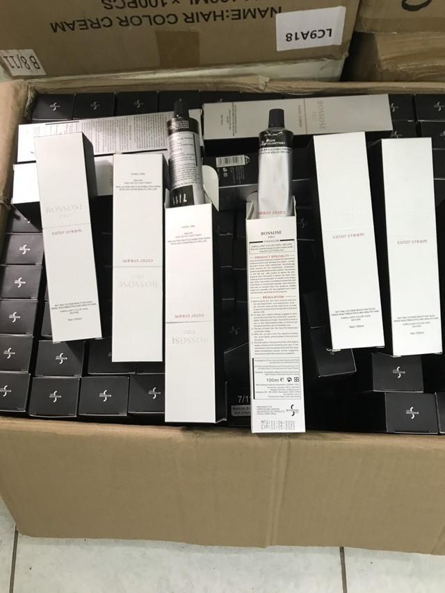 تجار با بهره گیری از اپیدمی پیچیده COVID -19 ، از قاچاق هزاران لوله رنگ مو در کشور استفاده کردند - عکس 2.