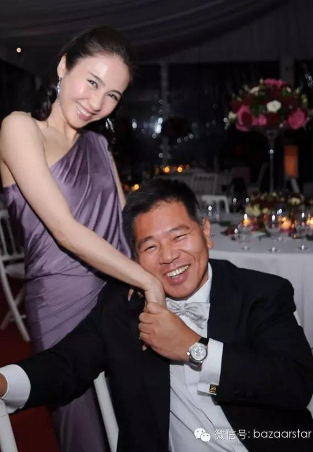 Lê Tư tuổi 50 giàu sang sau khi lấy chồng tỷ phú tật nguyền - Ảnh 11.