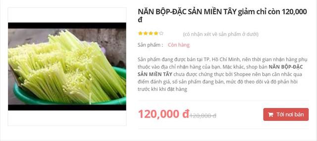 Loại rau miền Tây xưa mọc không ai hái, giờ thành đặc sản nổi tiếng bán trên chợ mạng giá 120.000 đồng/kg - Ảnh 9.