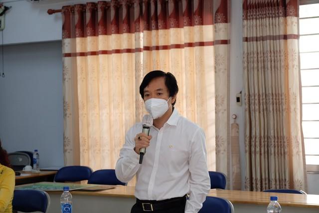 Vietcombank trao tặng gói an sinh xã hội 100 tỷ đồng cho Sở Y tế thành phố Hồ Chí Minh - Ảnh 2.