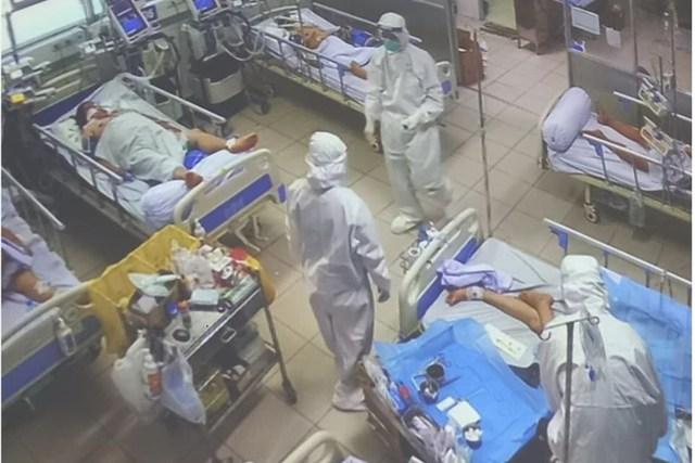 Sở Y tế TP HCM phát văn bản khẩn tăng cường hỗ trợ cho nhân viên y tế tuyến đầu - Ảnh 2.