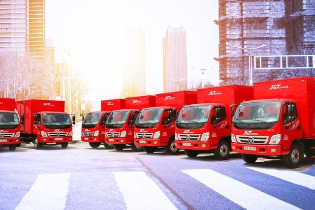 Hành trình 4 năm gia nhập thị trường của chuyển phát nhanh J&T Express - Ảnh 1.