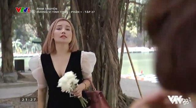Vừa trở lại Hương vị tình thân đã bị ghét, diễn viên 4 đời chồng bức xúc  - Ảnh 3.