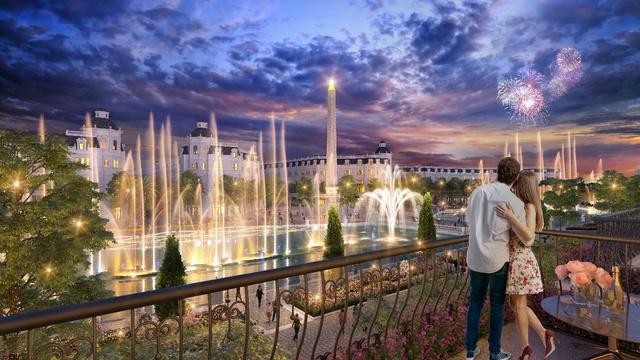 Tận hưởng không gian sống sang – sống chất giữa lòng thành phố Thái Nguyên - Ảnh 3.