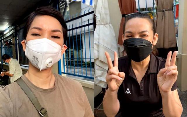 Bệnh viện Chợ Rẫy siết chặt thông tin tình hình sức khỏe của Phi Nhung - Ảnh 2.