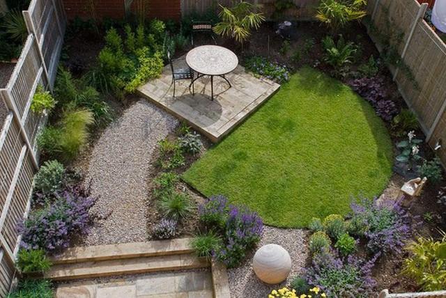 Cách biến vườn sân sau thành khu giải trí tại gia thời giãn cách - Ảnh 1.