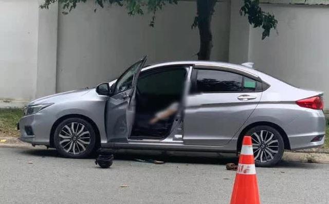 Thông tin mới nhất vụ Bí thư thị trấn ở Bình Dương tử vong trong ô tô riêng - Ảnh 2.