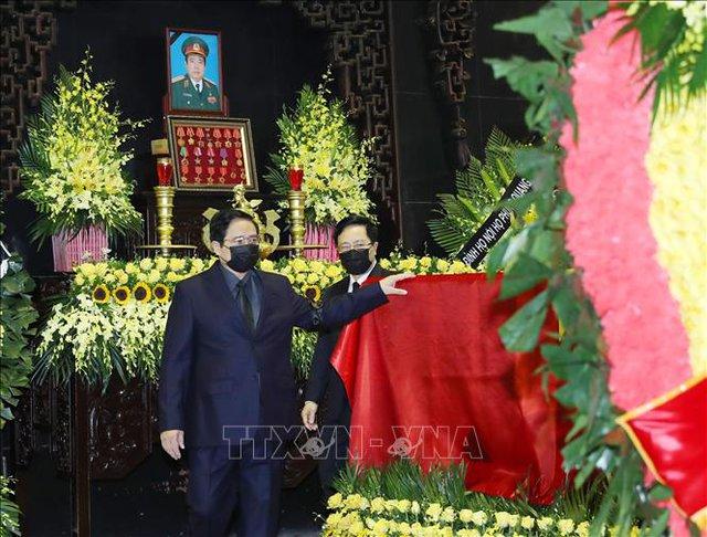 Lãnh đạo Đảng, Nhà nước viếng Đại tướng Phùng Quang Thanh  - Ảnh 9.