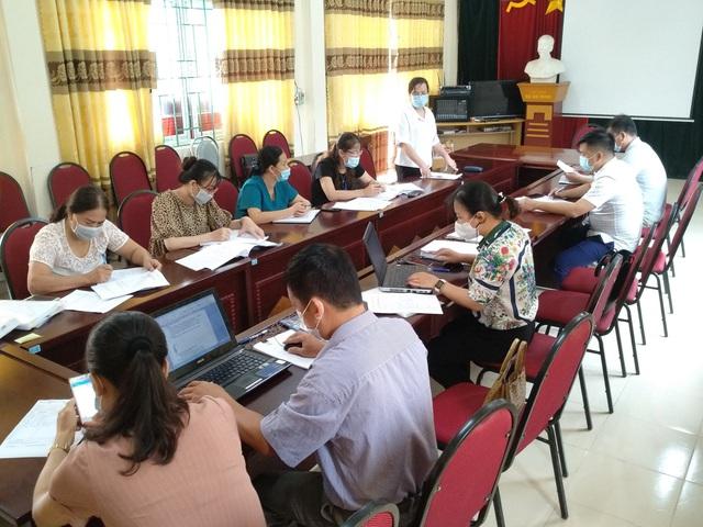Cao Bằng tổ chức giám sát công tác đổi sổ A0 tại Hà Quảng - Ảnh 1.
