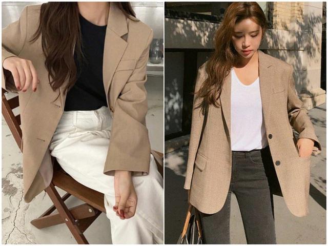 Chỉ một chi tiết rất nhỏ nhưng đủ để bạn chọn đúng kiểu blazer chuẩn đẹp, tôn dáng nhất - Ảnh 4.