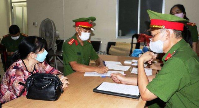 Nghệ An: Bắt vợ chồng giám đốc Công ty TNHH TM Minh Khang - Ảnh 1.