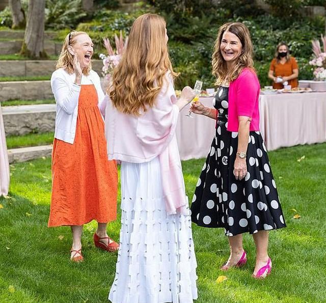 Melinda Gates tổ chức tiệc mừng con gái sắp kết hôn - Ảnh 2.