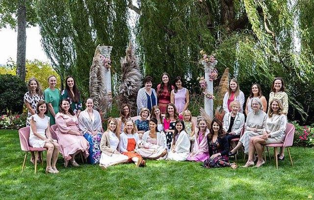 Melinda Gates tổ chức tiệc mừng con gái sắp kết hôn - Ảnh 3.