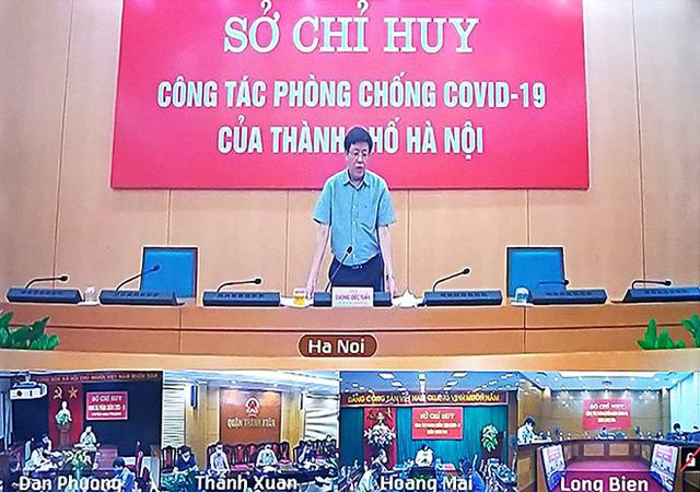 Hà Nội: Duy trì 23 chốt kiểm soát cửa ngõ ra vào thành phố sau 21/9  - Ảnh 1.
